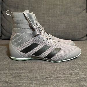 Adidas Speedex 18 Men's Boxing Shoes MMA WRESTLING